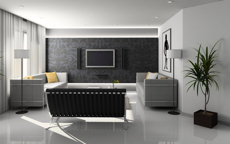interieurfoto van leefruimte