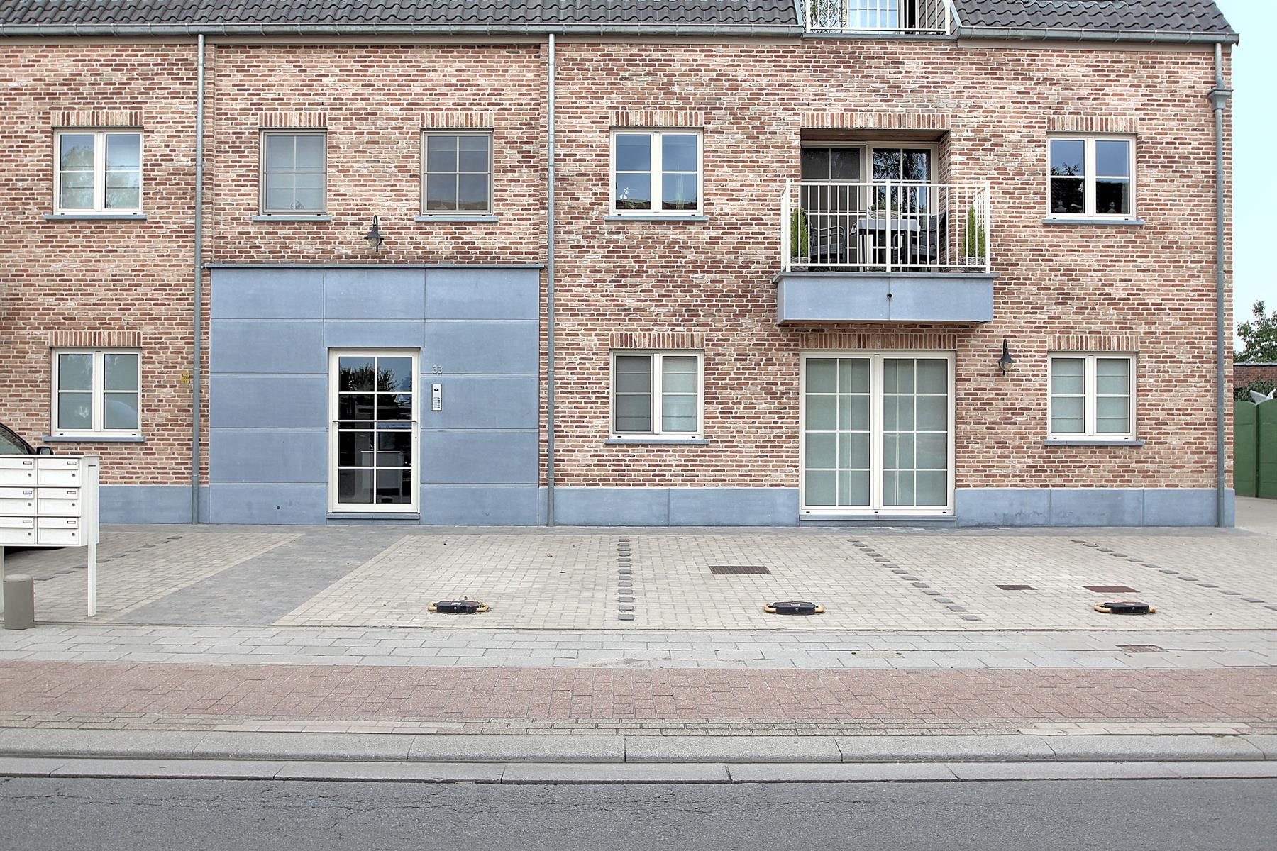Landelijk gelegen recent duplex appartement