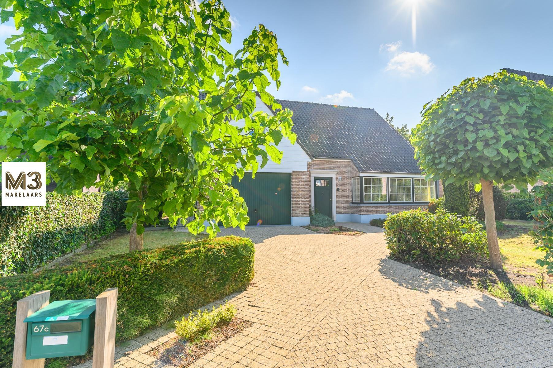 Knappe villa op toplocatie Bornem!