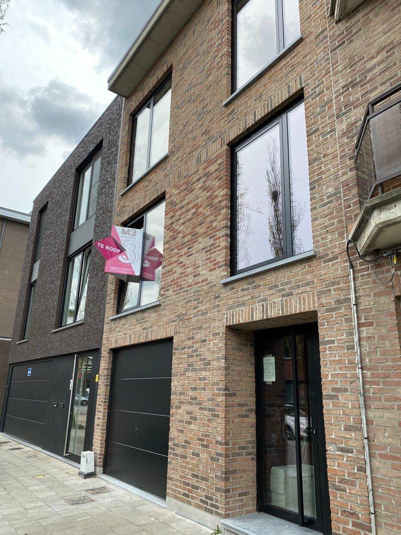 Appartement mét zonnig terras in Brasschaat Centrum – verkoop onder registratierechten