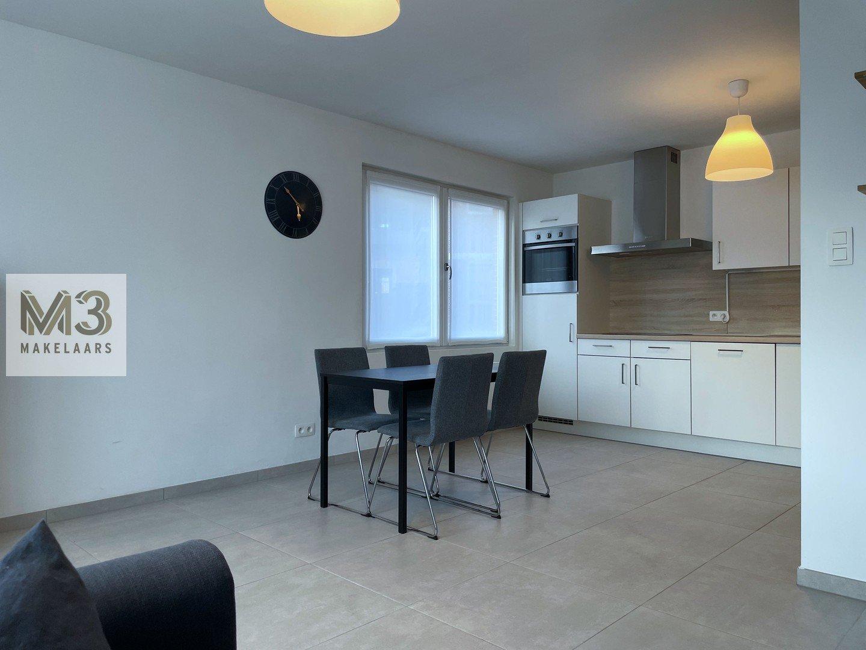 Modern appartement te koop.